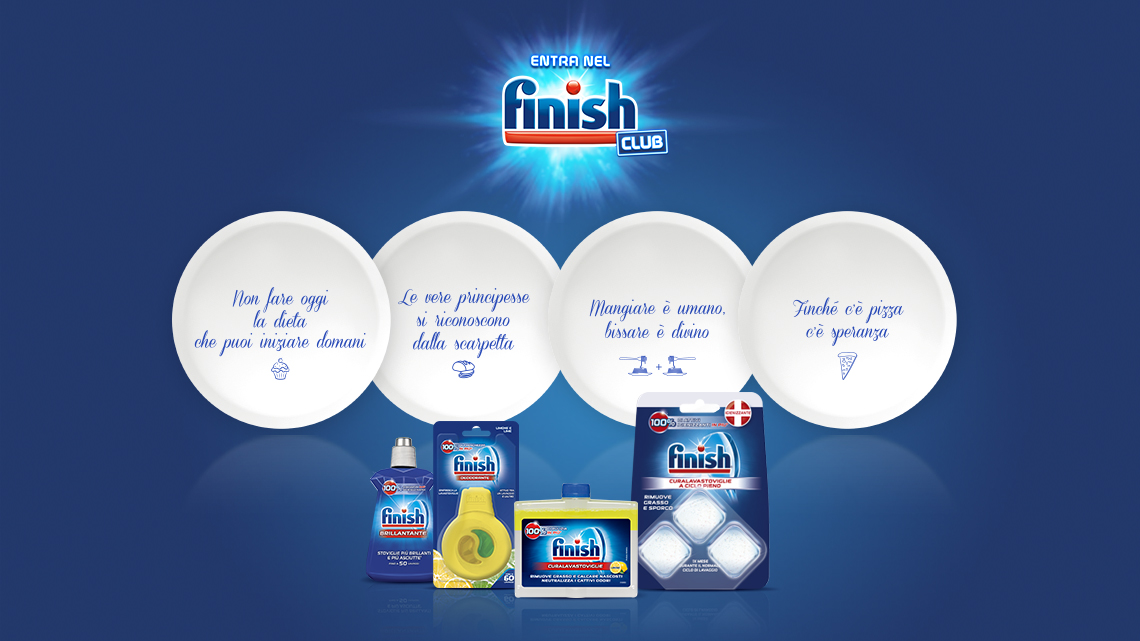 finish all products